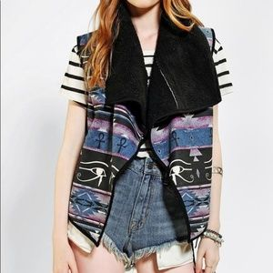 MINK PINK X URBAN OUTFITTERS VEST